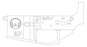 CDS_Arms_Lower Design