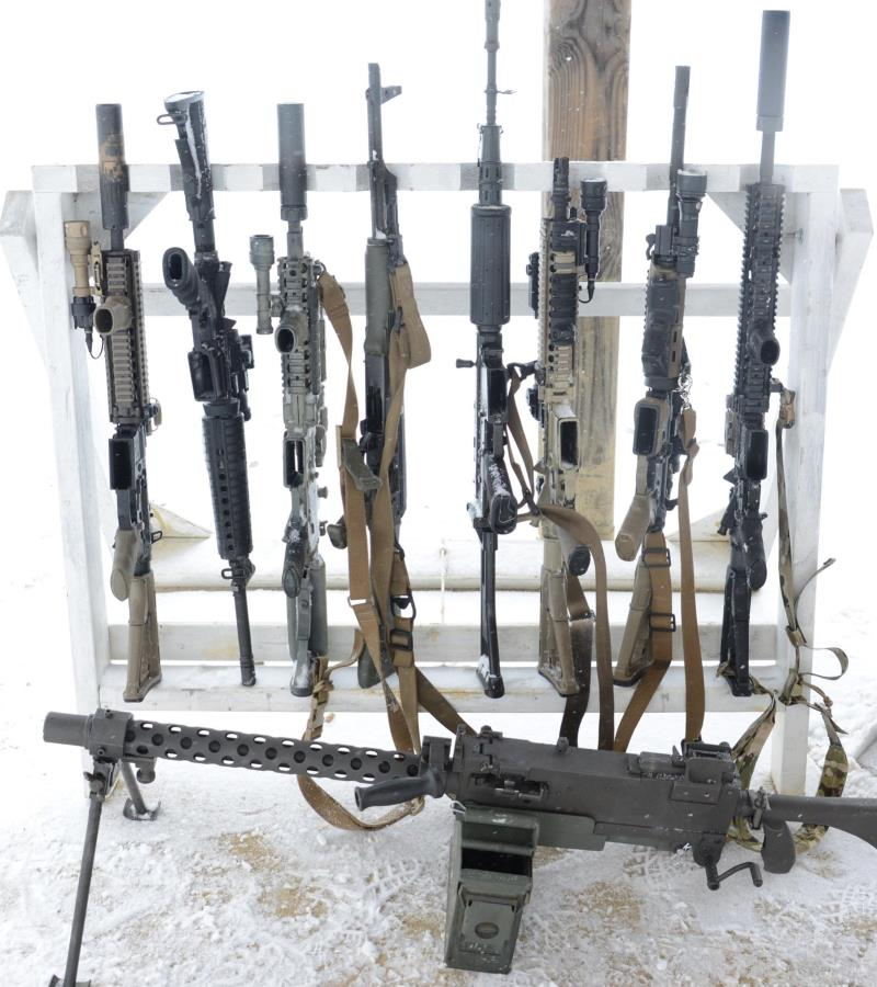 Rental Guns