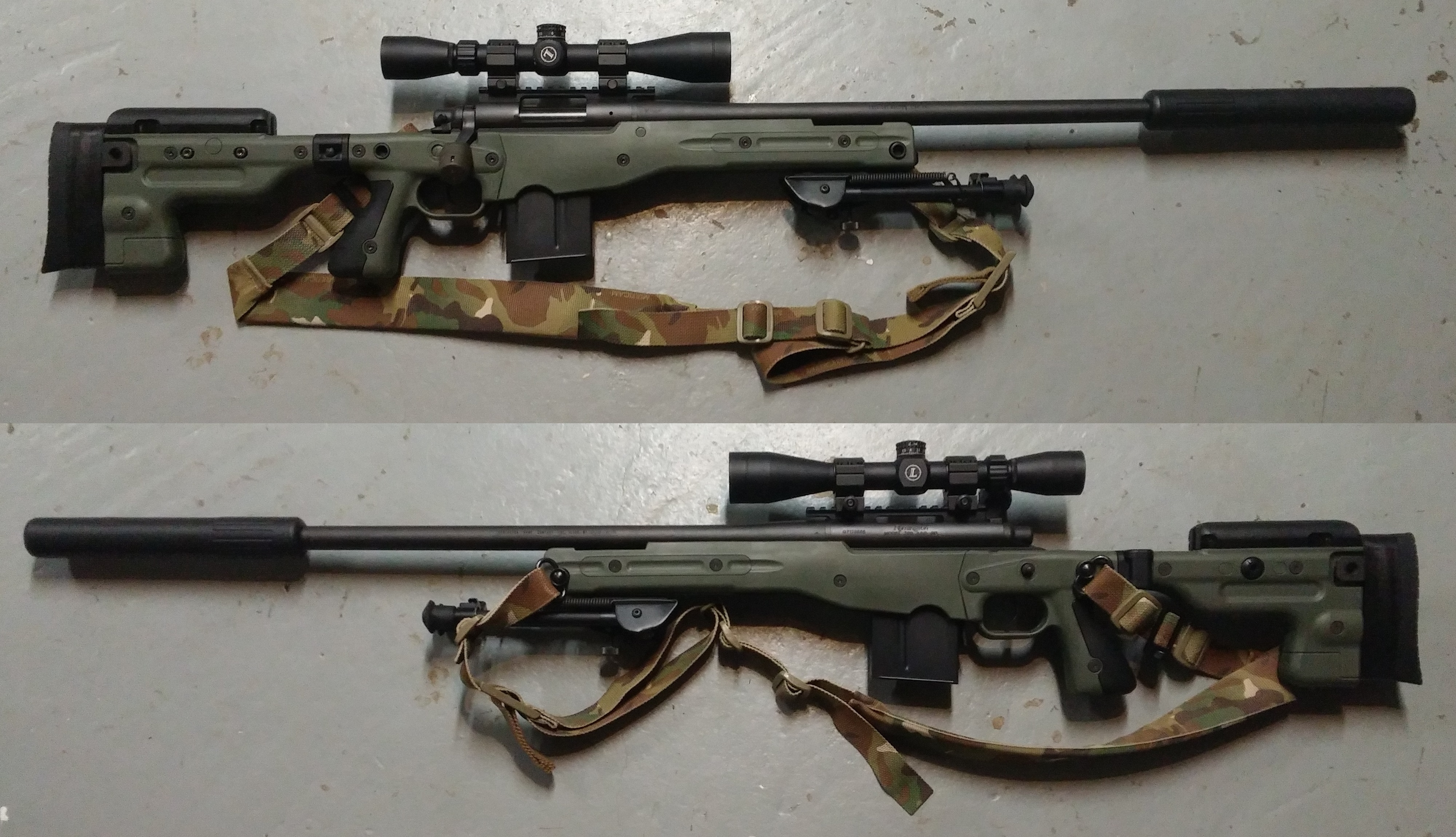 Shop Build Accuracy Int L At 308 Cds Arms
