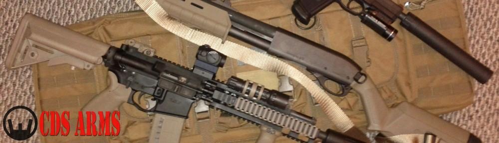 AR-15 Upper Receiver Forgings | CDS ARMS