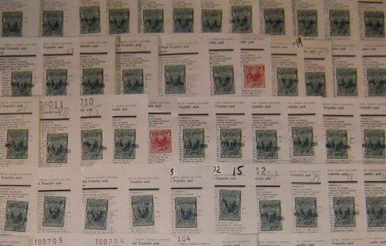 NFA Stamps